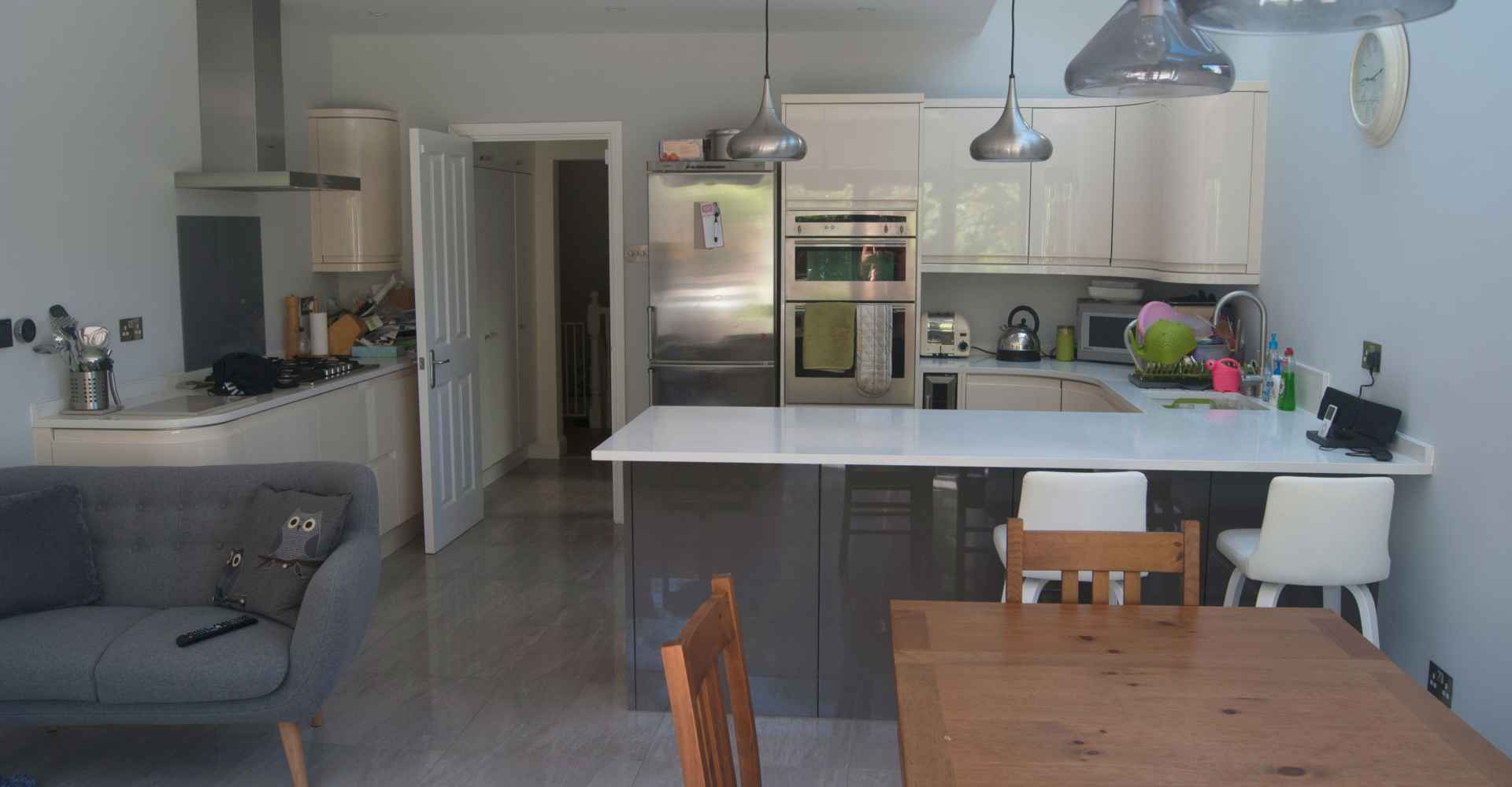 House Extension - Reigate